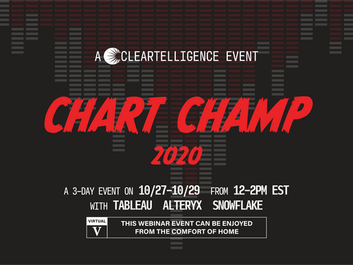 Chart Champ 2020 Recap