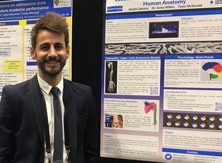 Universitatea Victoria a fost premiata pentru proiectul 3D Printed Bones