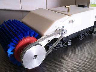 Un vagon de tren numit Pasiune - modelele lui Joakim Larsson