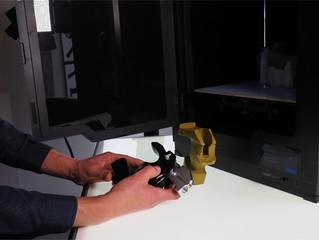 Echipamentul sportiv printat 3D pe Zortrax M300 Dual merge la Campionatele Europene de Tir