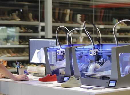 Camper: revolutionarea procesului de proiectare a incaltamintei prin printare 3D in-house