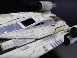 Forta de printare 3D dezlantuita in Star Wars