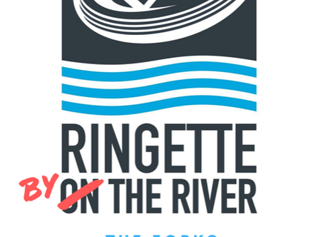 Ringette on the River