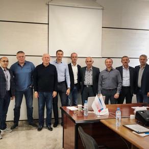 Первое общее собрание членов РОССЭД