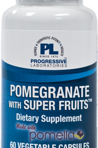 POMEGRANATE WITH SUPER FRUITS 60CAPS