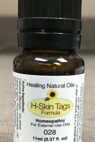 HEALING NATURAL OILS H-SKIN TAGS