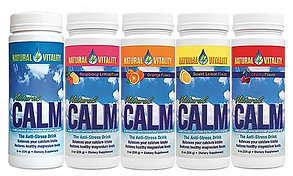 NATURAL VITALITY NATURAL CALM 8OZ