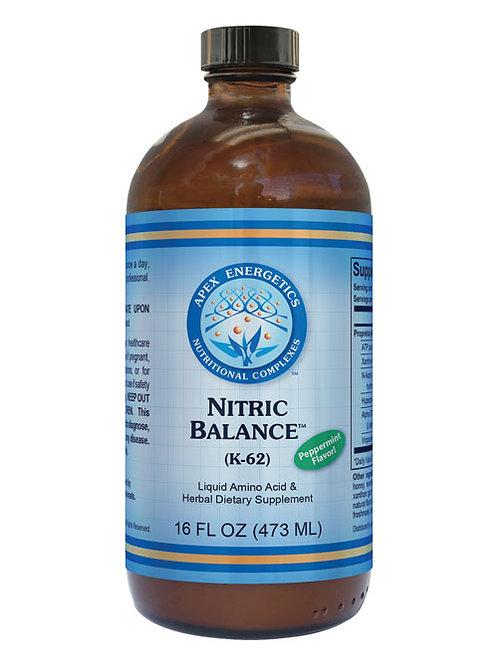 NITRIC BALANCE (K-62) 16 FL OZ