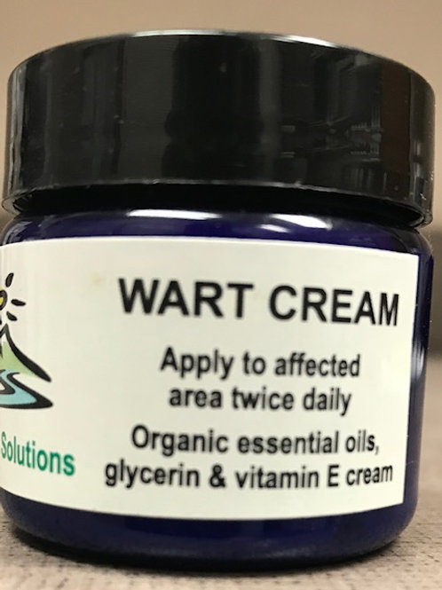 DAVE'S HEALTHY SOLUTIONS WART CREAM