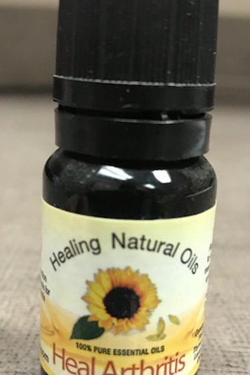 HEALING NATURAL OILS HEAL ARTHRITIS 11ML
