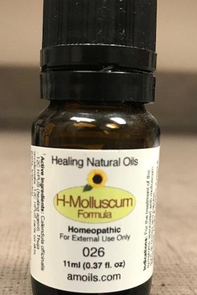 HEALING NATURAL OILS H-MOLLUSCUM