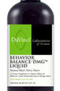 BEHAVIOR BALANCE DMG LIQUID BLACK CHERRY FLAVOR 12 OZ