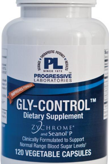 GLY-CONTROL 120CAPS