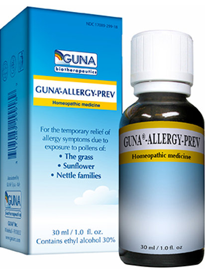 GUNA ALLERGY PREV 1FL OZ