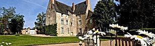 Le Château de Balzac à Saché