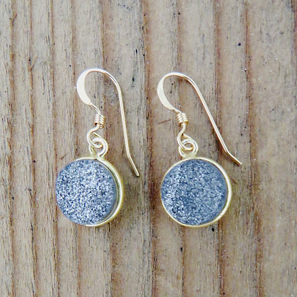 DOT DRUZY EARRINGS
