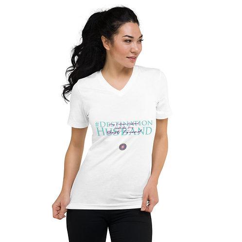 Future Husband Short Sleeve V-Neck T-Shirt