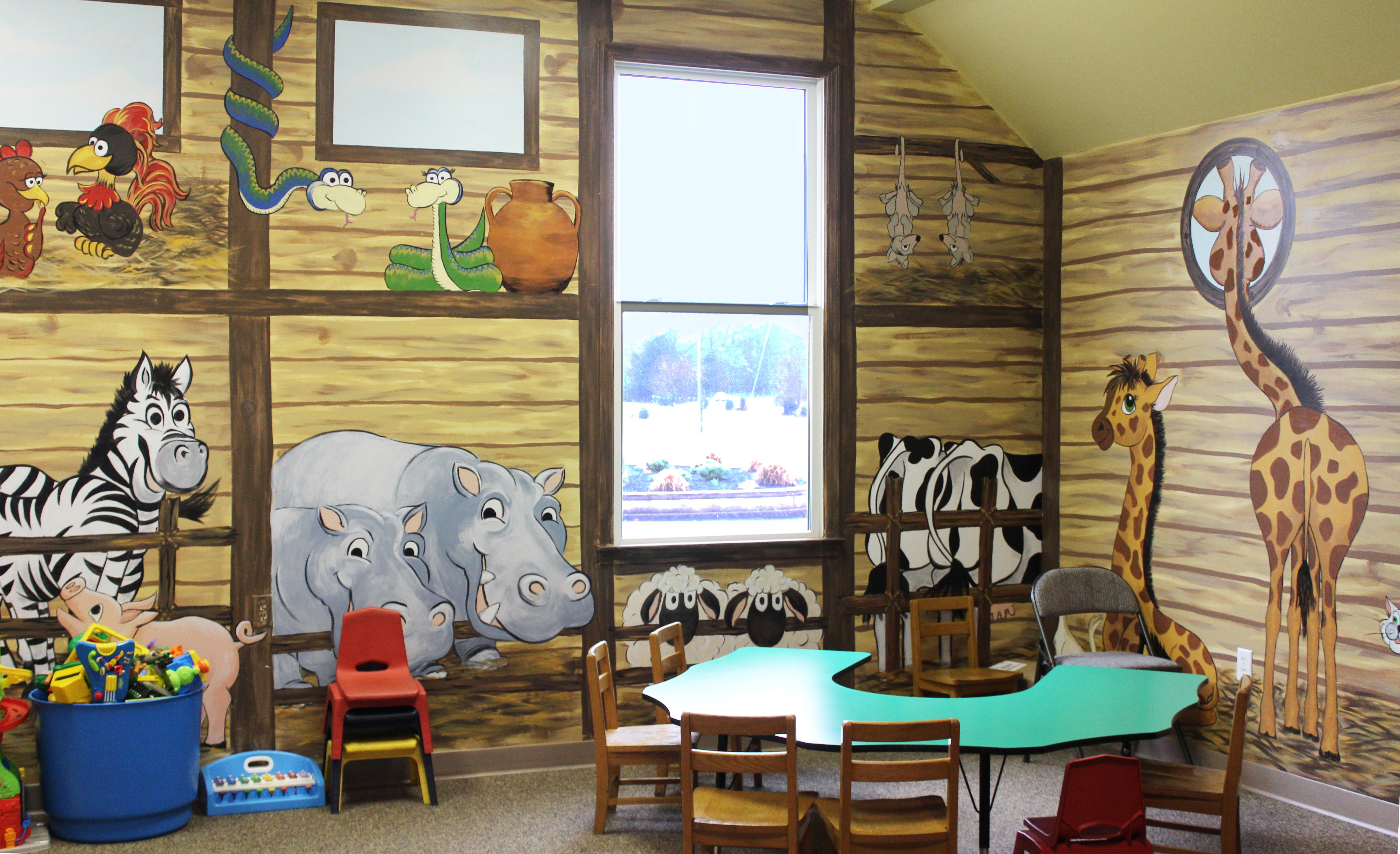 Noahs Ark Room