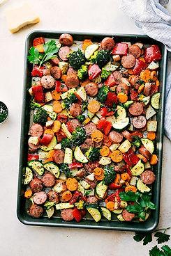 One-Pan-Sausage-Veggies-with-parmesan.jp