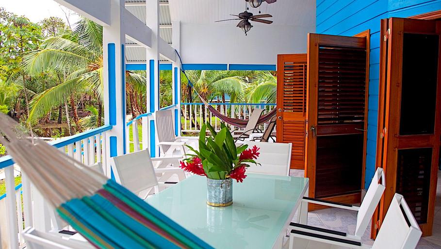 Caribbean Beach House in Bocas del Toro