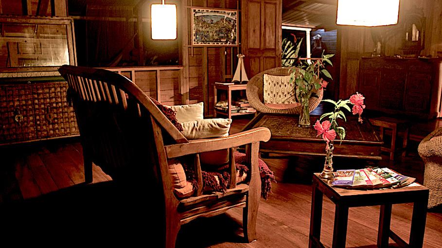 Punta Rica Eco-Lodge B&B in Bastimento, Panama