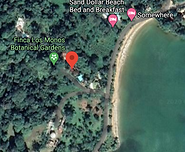 Location of Titled Villa for sale in Bocas del Toro, Panama