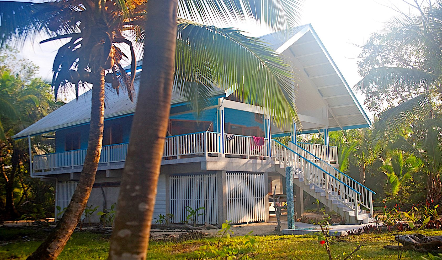 Caribbean Beach House in Bocas del Toro