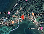 Location of Titled Oceanfront Home in the Caribbean of Bocas del Toro, PanamaBastimentos.png