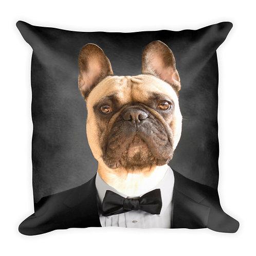 Regal Pet Throw Pillow