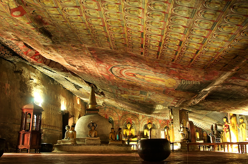 Dambulla Cave Temple by Ace Travel Solutions