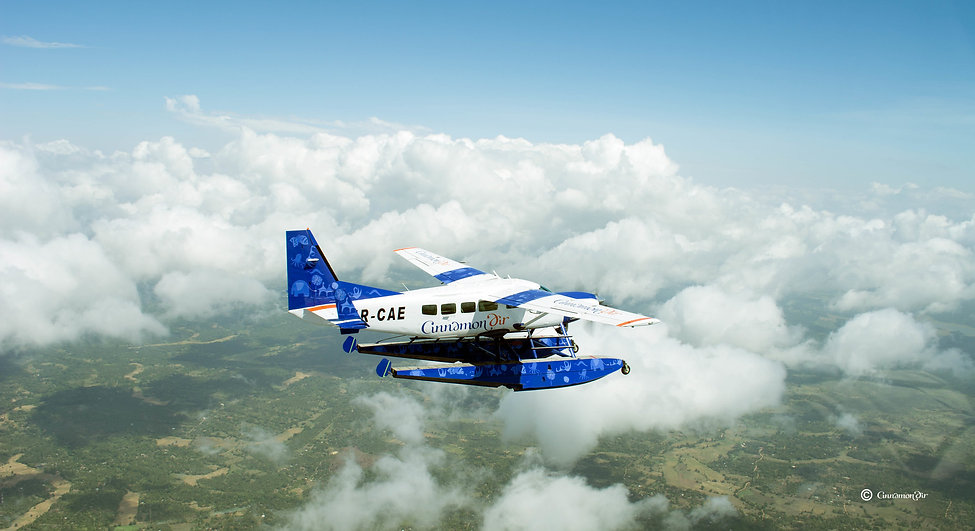Private Charter Flights in Sri Lanka by Ace Travel Solutions