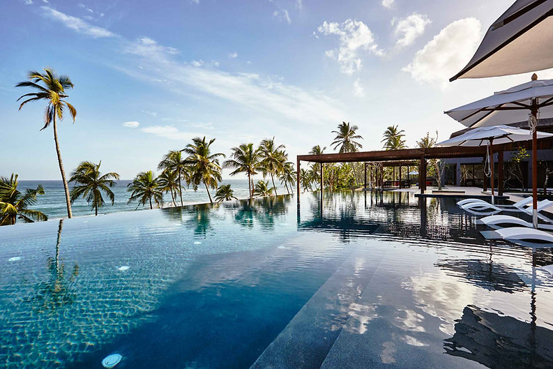ANI Private Resorts Pool