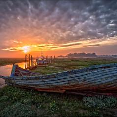 Thornham marshes