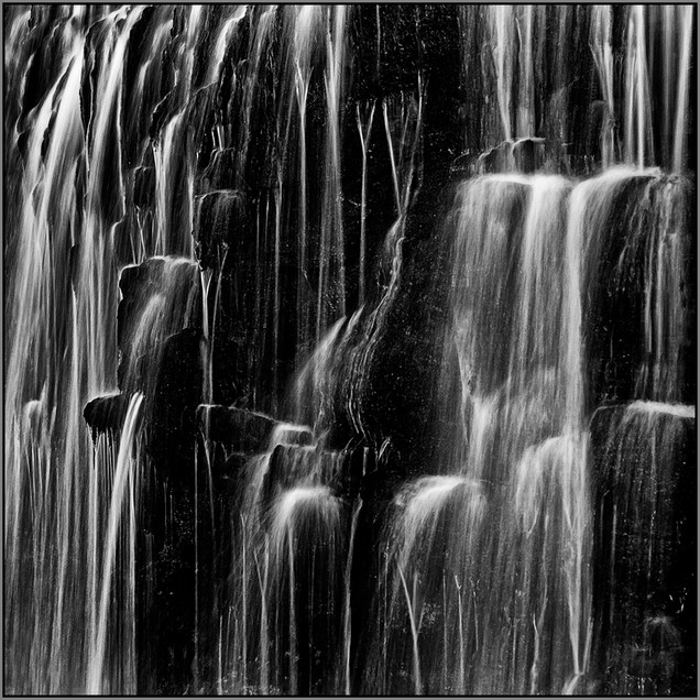Cascade of Water