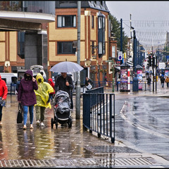 Wet Day in Great Yarmouth