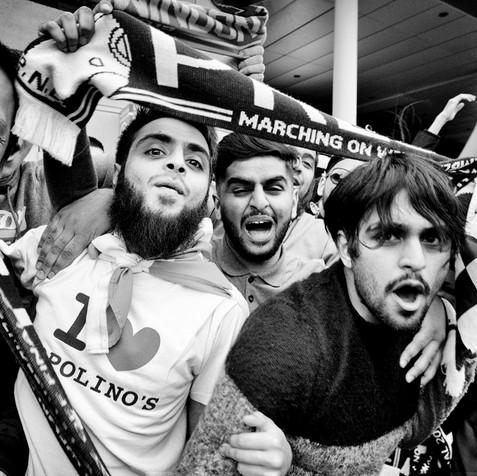Winning at Wembley