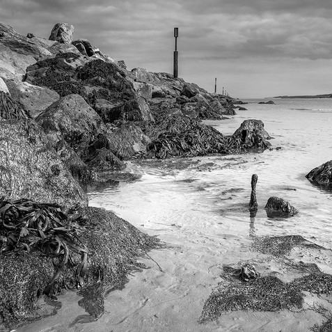 Sea Palling at Low tide