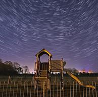 Playground Star Trail