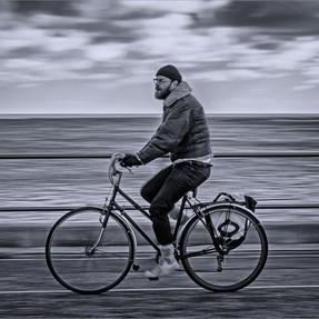 Prom Cyclist