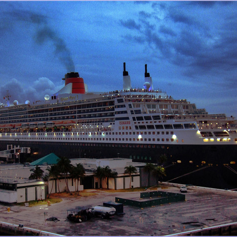 Queen Mary at Fort Lauderdale