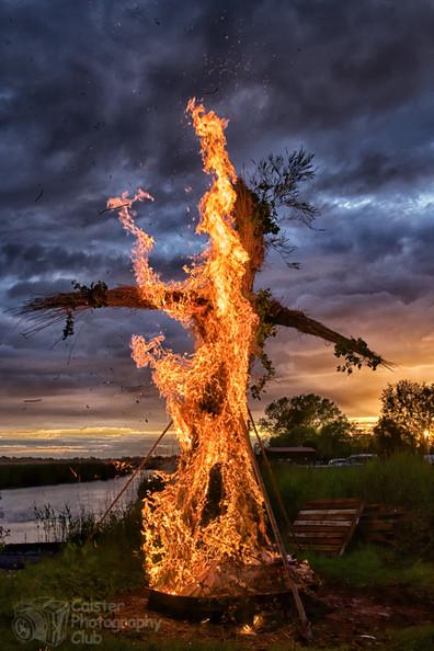 Midsummer Burning