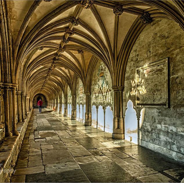 Norwich Cloisters