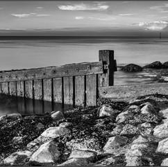 Reculver Beach Fort Landing