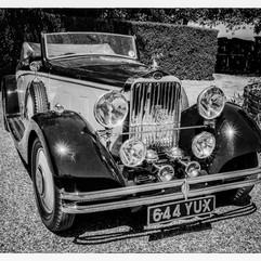 Delage Vintage car