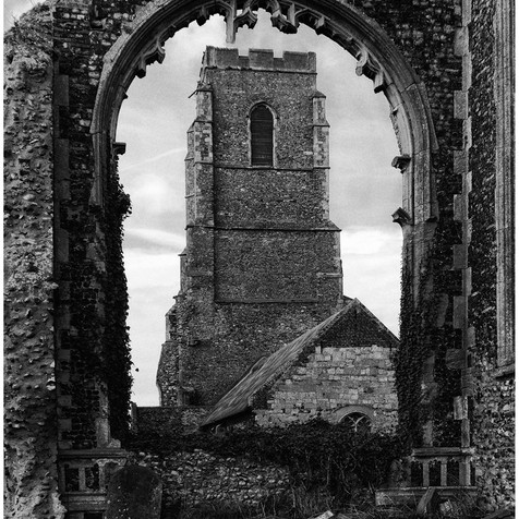 Covehithe Church