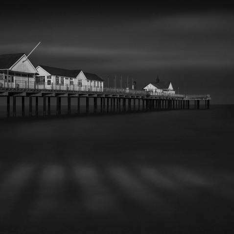 Shadow of the Pier