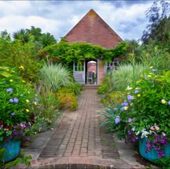 Vicarage Gardens Norfolk