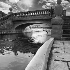 Venitian Water way, Great Yarmouth