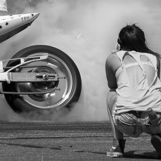 Burn Out Girl