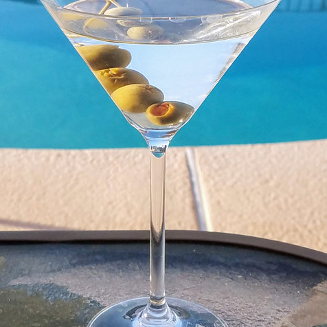 Dry Martini anyone?